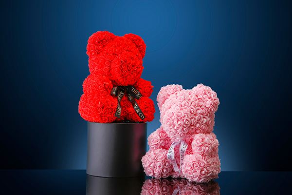 The Rose Bear Collection